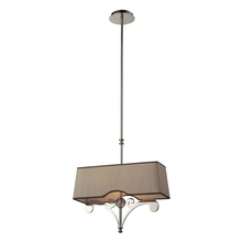 ELK Lighting 31254/2 - Two Light Polished Nickel Island Light