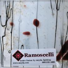 Meyda Tiffany 108478 - Fused Glass Ramoscelli Swatch