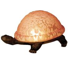 "Meyda Tiffany 18005 - 4""H Turtle Accent Lamp"