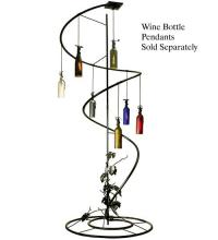 "Meyda Tiffany 66659 - 36""W Tuscan Vineyard 7 Bottle Wine Bottle Display"