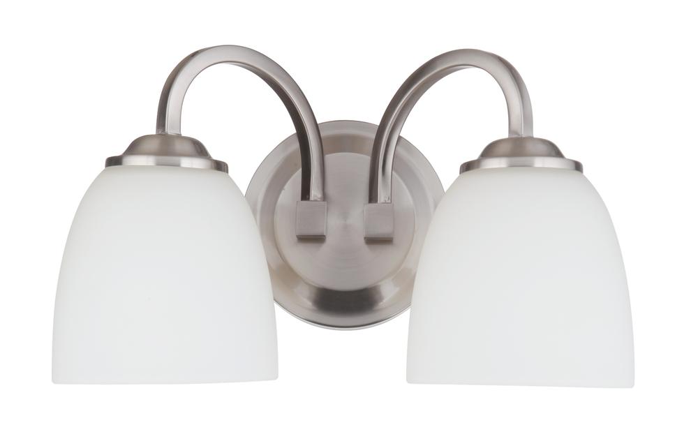 Craftmade 49982-BNK 2 Light Flushmount